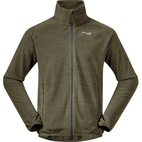 Bergans Hareid Fleece Jacket Men seaweed melange